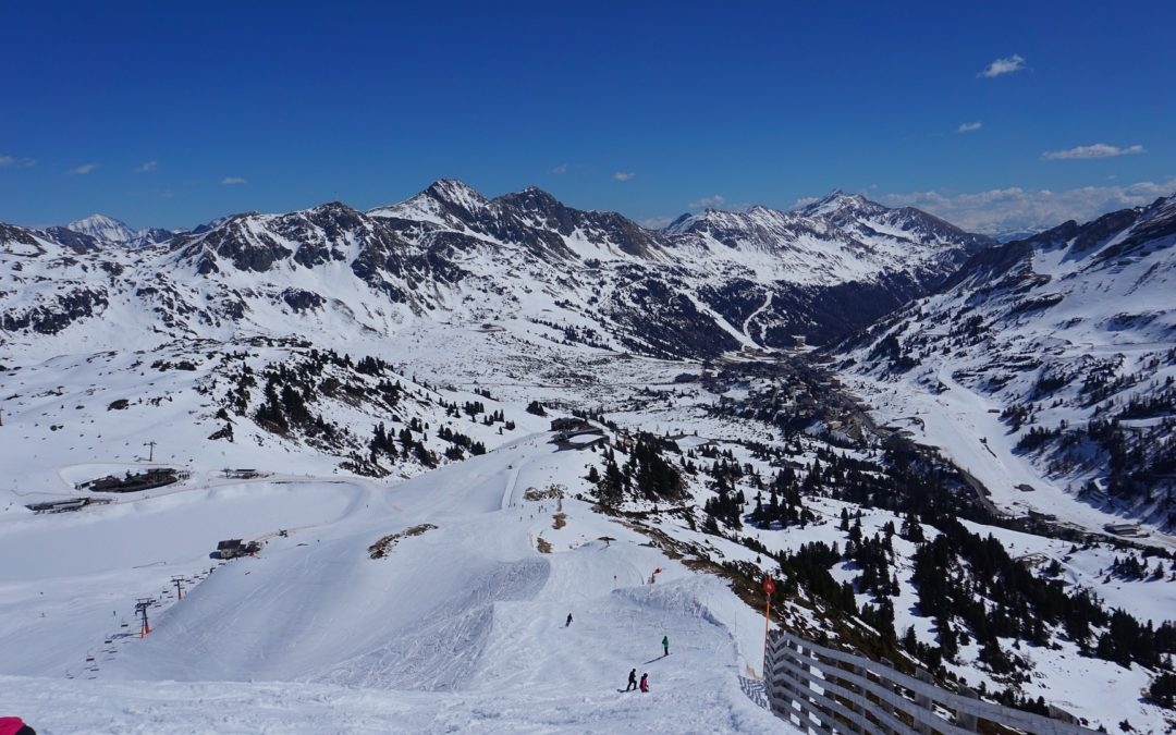 ¿Quieres esquiar?