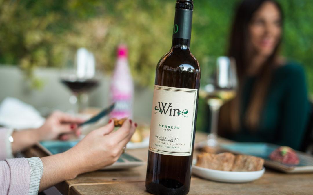 Marida con vino sin alcohol y sorprende a tus invitados