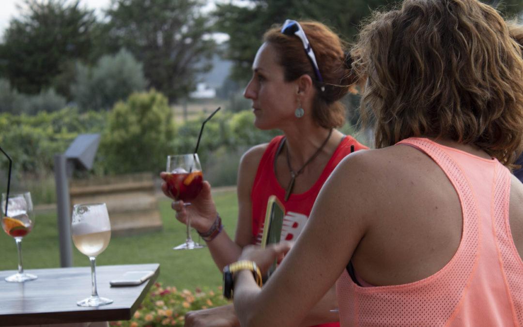Toca apuntarse al vino sin alcohol y ¡sin calorías!