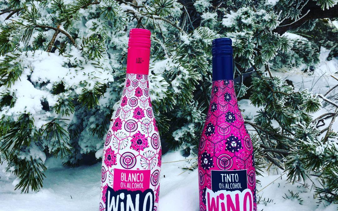 Recibir las primeras nevadas con un vino sin alcohol Win