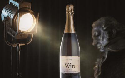 Y el Goya al mejor vino sin alcohol es para… ¡el WIN blanco espumoso!