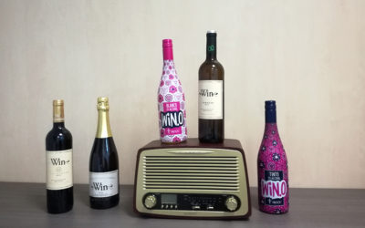 Radio y vino sin alcohol a la carta