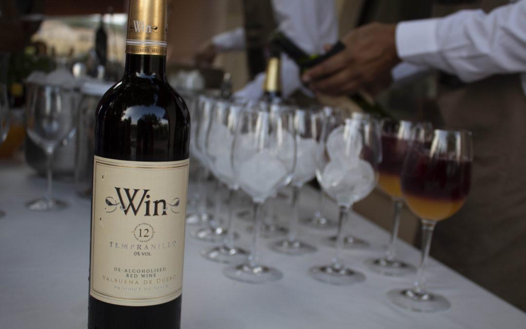 Apúntate al 'mocktail' con los vinos sin alcohol Win