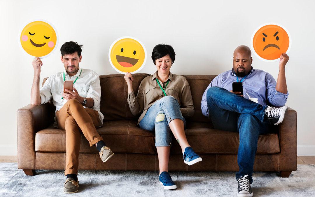 Los cinco emojis «winner» más utilizados
