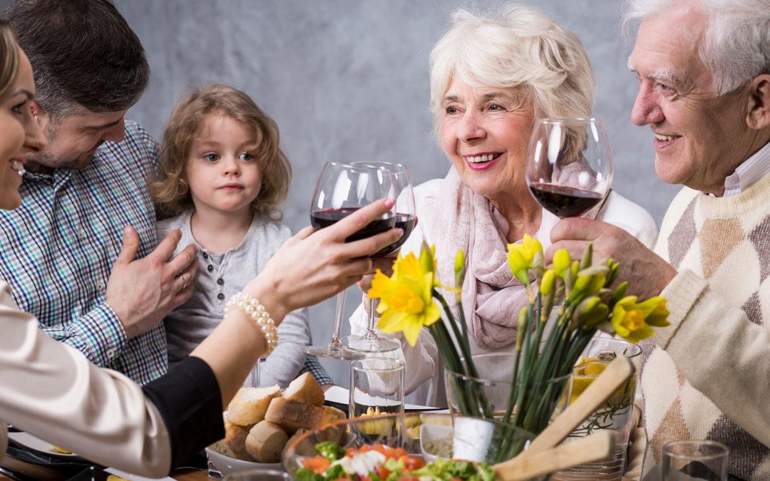 Los abuelos son winners