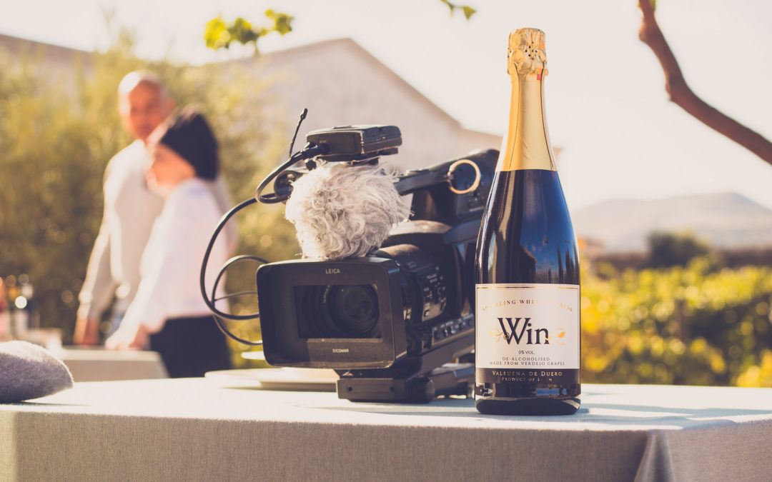 #Winelover hoy tienes una cita con el programa Aquí La Tierra de TVE