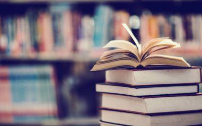 6 libros saludables para celebrar el Día del Libro