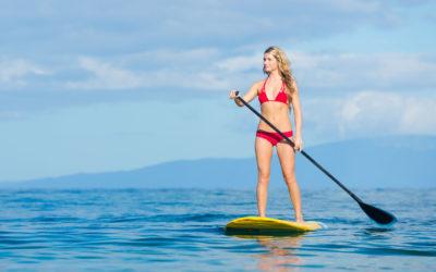 Anímate a practicar Paddle Surf