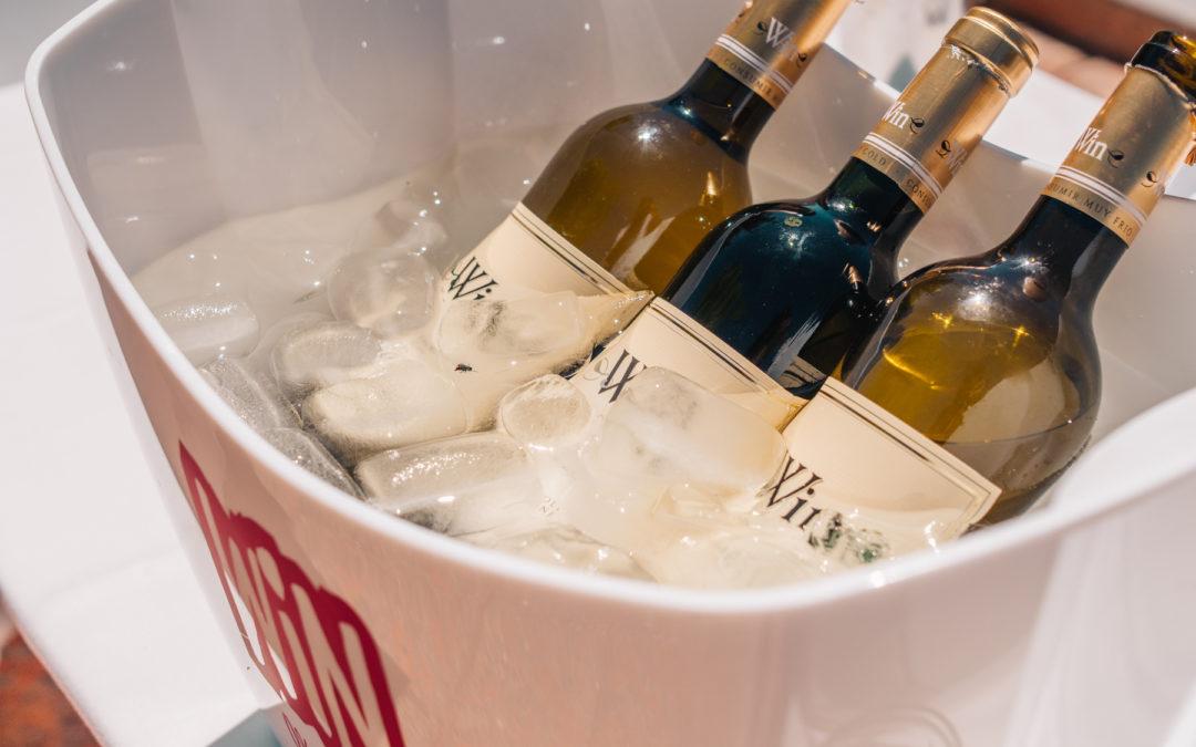 Trucos para enfriar el vino rápidamente